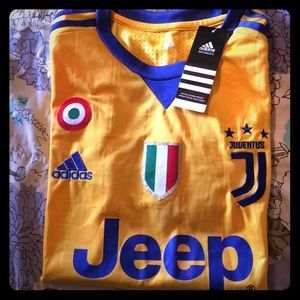 Adidas Climacool Jeep Soccer Jersey